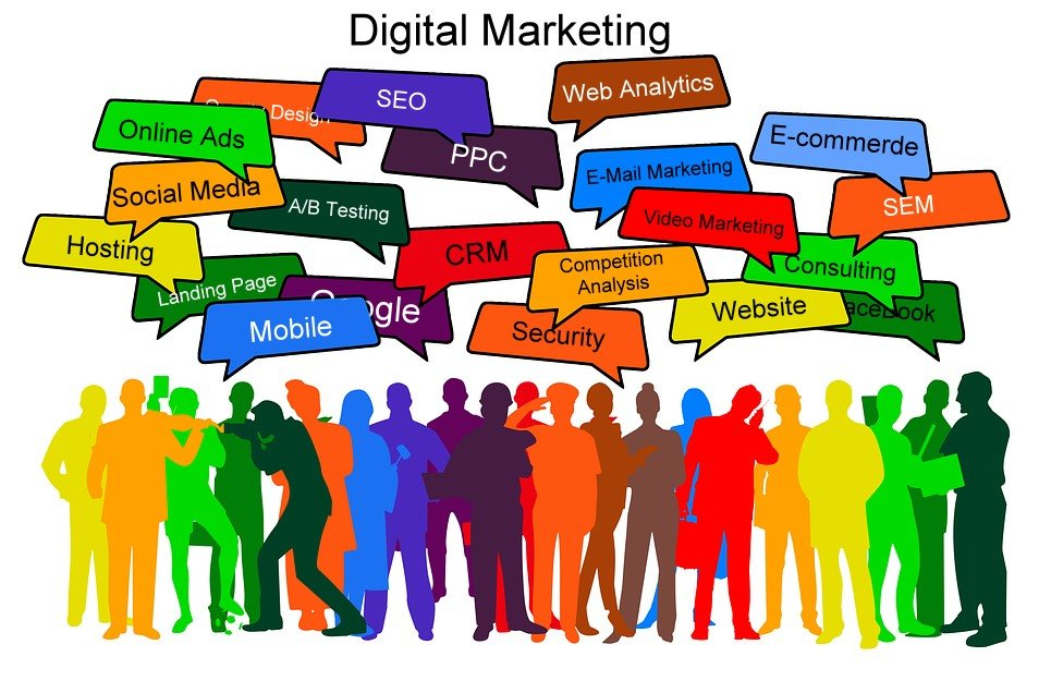 How can you master so many digital marketing products?