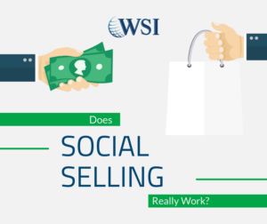 Social Selling can float your website